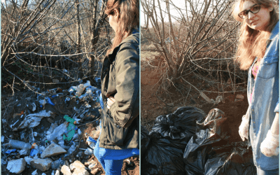 Here's What I Learned While Doing the TrashTag Challenge