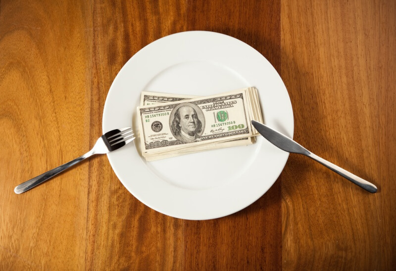 expensive food concept art
