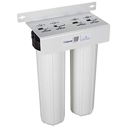 home master 2-stage water filtration system