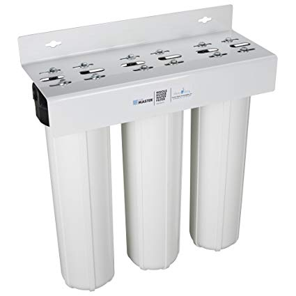 Home Master Whole House Water Filtration System