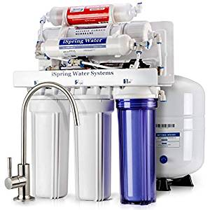 ispring water softener