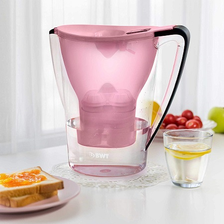 BWT water filtered pitcher