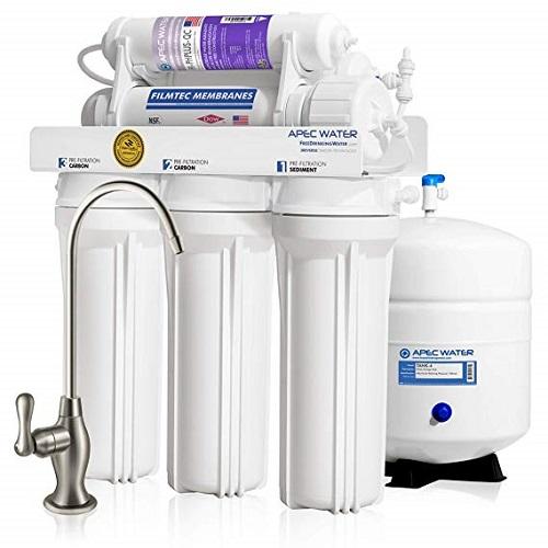 best under sink water filter Apec Top Tier Supreme