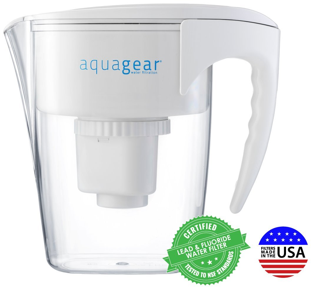 best water filter pitcher Aquagear