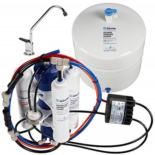 best under sink water filter Home Master Artesian