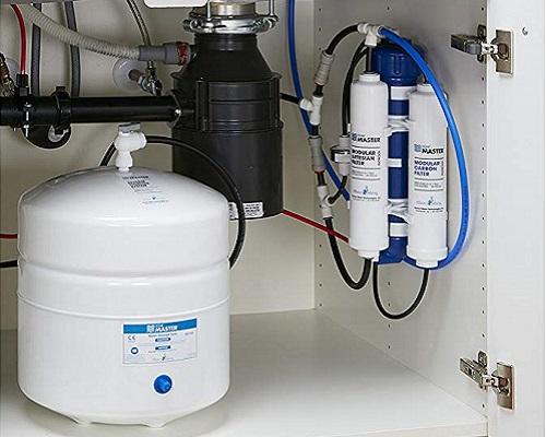 artesian under sink water tank
