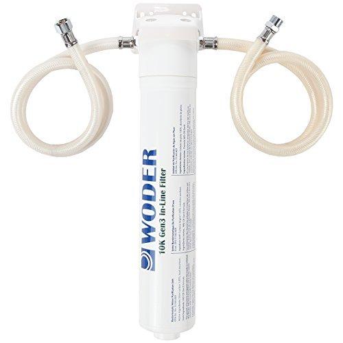 best under sink water filter Woder 10K-Gen3