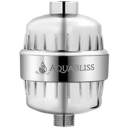 best shower filter aquabliss 12 stage