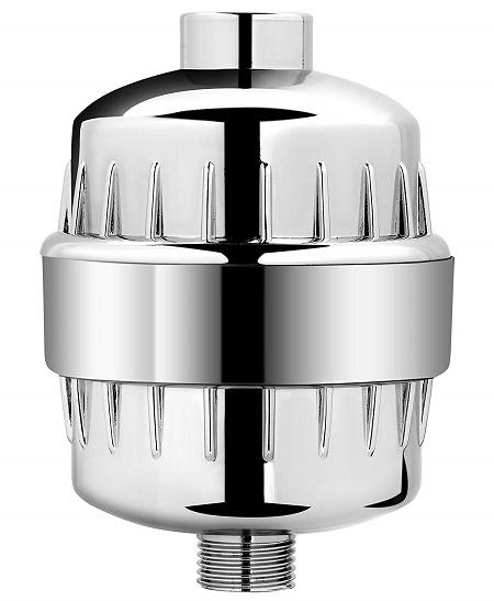 best shower filter aquabliss 3 stage