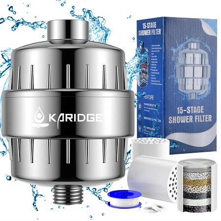 best shower filter karidge shower filter