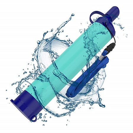 best portable water filter SimPure