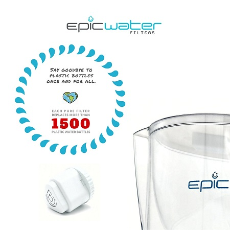 epic water filters pitcher review