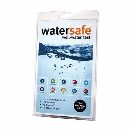 best water test kit watersafe well water test kit