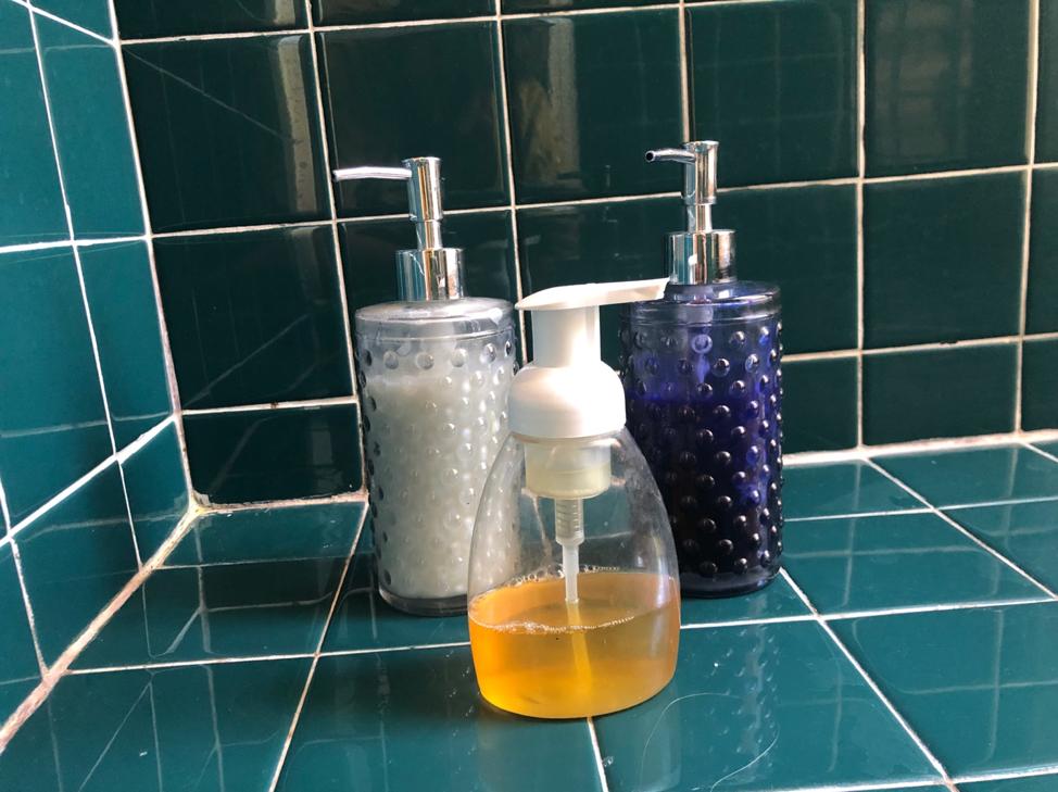 vegan shampoo