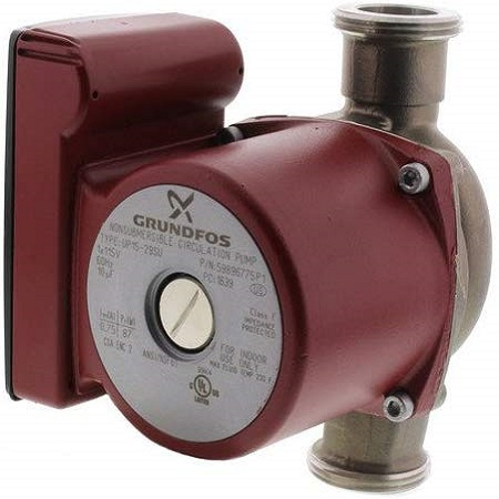 best hot water recirculating pump for versatility