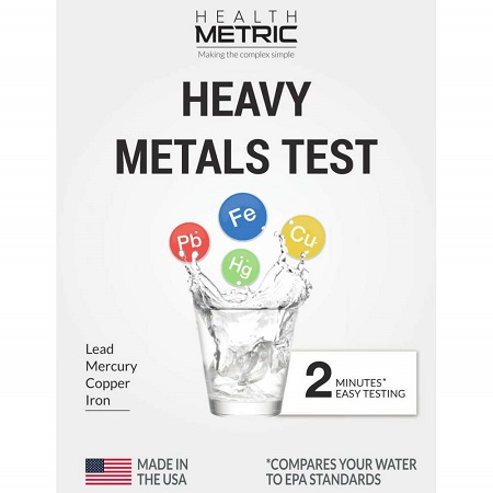 best water test kit health metrics water test kit