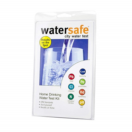 best water test kit watersafe city water bacteria