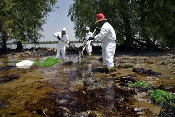 mississippi river most polluted rivers in the world