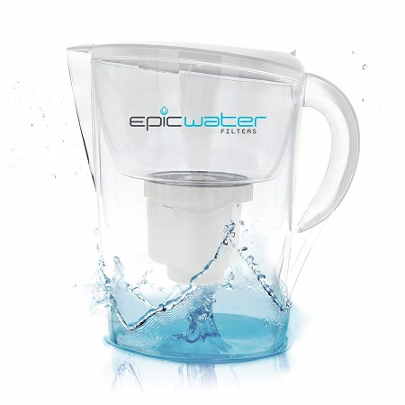 epic water filter pitcher review