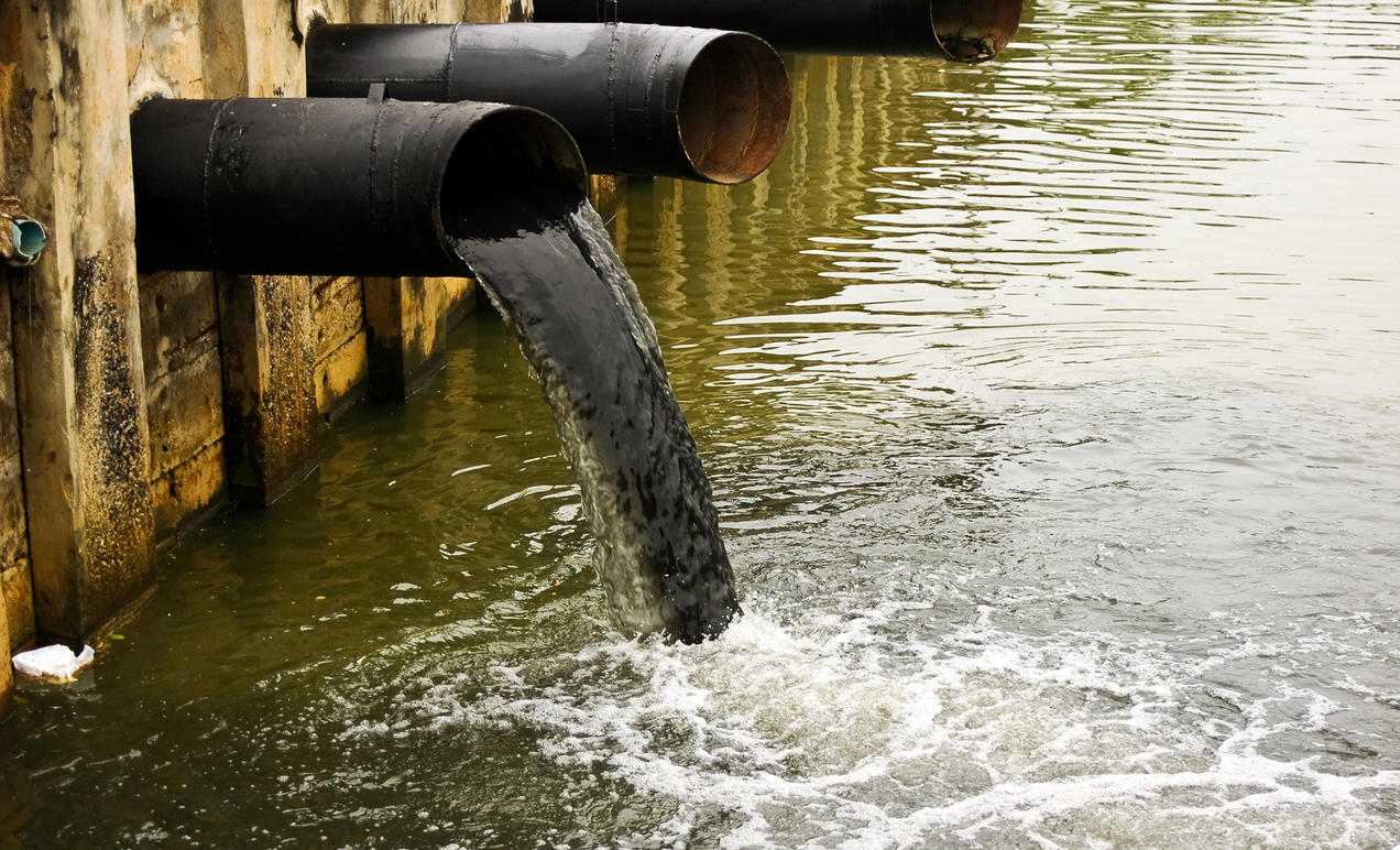 water pollution softeners environmental impact