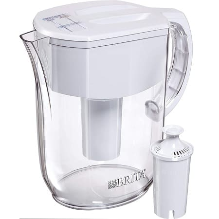 brita water filter pitcher review