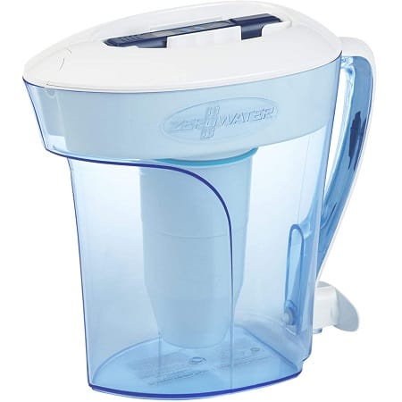 zero water filter pitcher review