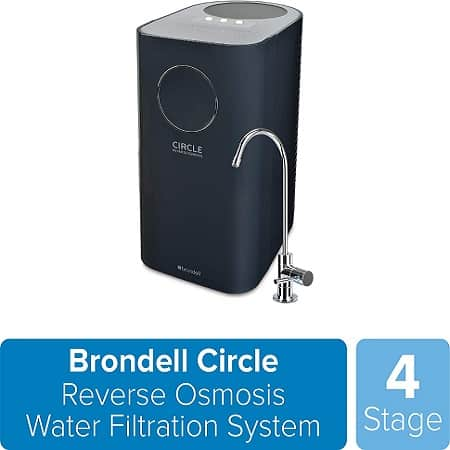 best reverse osmosis system Brondell Circle 4 stage